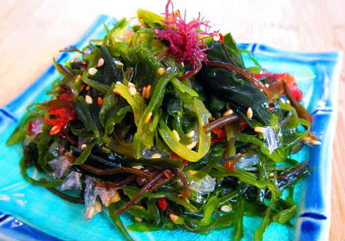 морская капуста польза и вред