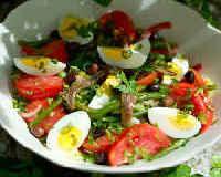 Салат Нисуаз — классический рецепт