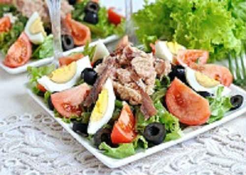 салат нисуаз классический рецепт
