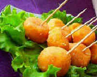Сырные шарики — пошаговый рецепт с фото