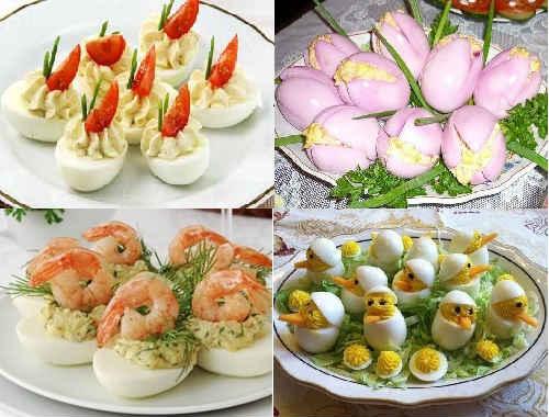 вкусные простые рецепты салатов на юбилей
