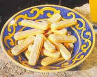 Печенье Савоярди - рецепт в домашних условиях
