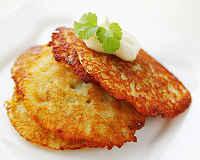 Драники картофельные — классический рецепт