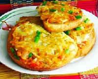 горячие бутерброды на сковороде рецепты с колбасой