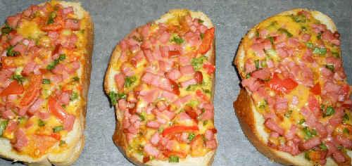 бутерброды на сковороде с яйцом рецепт с фото