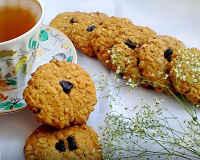 постное печенье в домашних условиях