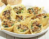 Фаршированные макароны - 6 лучших рецептов