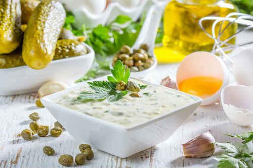 соус тартар классический рецепт