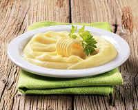 картофельное пюре с молоком в домашних условиях