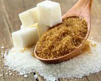 коричневый и белый сахар разница
