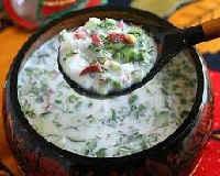 Как приготовить окрошку на сыворотке - простые и вкусные рецепты
