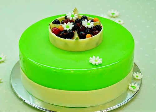 зеркальная глазурь для торта рецепт