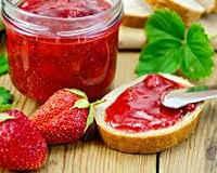 клубничное варенье целыми ягодами
