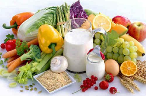 список продуктов с большим содержанием кальция