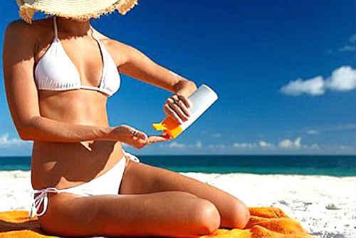 аллергия на солнце симптомы и лечение