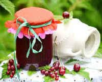 рецепт джема из красной смородины на зиму