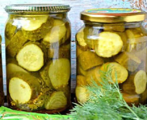 рецепты огурцов с водкой