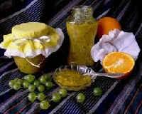 Как сварить варенье из крыжовника с апельсином - рецепты