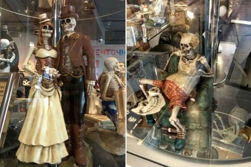 красавцы скелеты