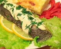 Палтус - рецепты приготовления филе и стеков в духовке, фольге, жареного на сковороде