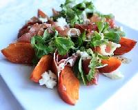 Салат с хурмой - рецепты 9 самых вкусных рецептов