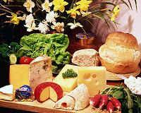 Сырная тарелка - состав, красивое оформление с фото, правила подачи