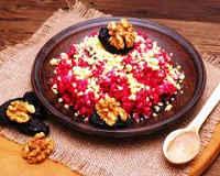 Салат со свеклой и черносливом - 7 рецептов на любой вкус