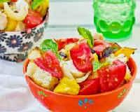 Салат из курицы без майонеза - рецепты с сыром, овощами, ананасами, кукурузой, фасолью