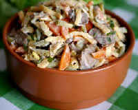 Салаты из куриной печени - 7 простых и вкусных рецептов