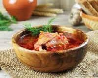 Борщ с курицей - рецепты со свежей капустой, свеклой, фасолью