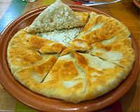 Хачапури с сыром на сковороде - простые рецепты с творогом, ленивые