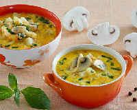 Грибной суп из шампиньонов - самые лучшие рецепты