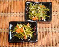 Чесночные стрелки по-корейски - 3 рецепта приготовления маринованных стрелок