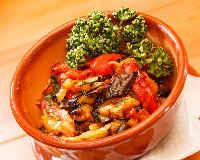 Овощное рагу с кабачками и баклажанами - пошаговый рецепт приготовления
