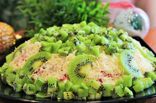 салат изумрудная россыпь