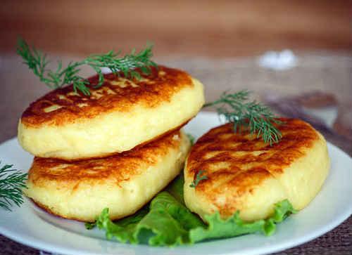 Картофельные котлеты из пюре - лучшие рецепты с фото пошагово