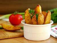 Картофель по-деревенски в духовке - самые вкусные рецепты
