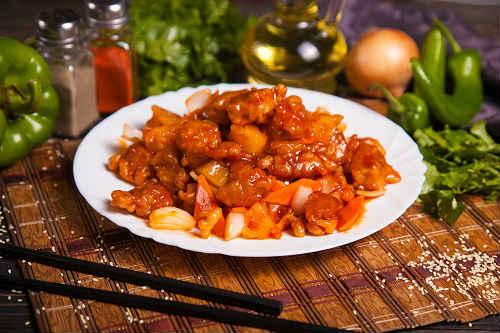 свинина по китайски