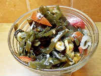 салат из морской капусты рецепты