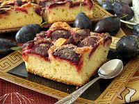 американский сливовый пирог рецепт