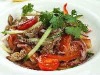 салат из говядины рецепты