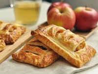 слойки с яблоками рецепты
