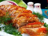 мясо гармошка из свинины рецепт