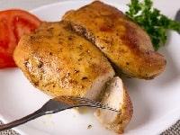 куриная грудка в соевом соусе в духовке рецепт
