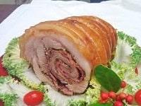 рулет из свиной рульки в духовке